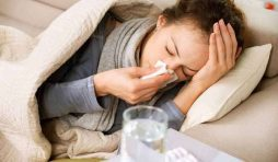 الزكام common cold