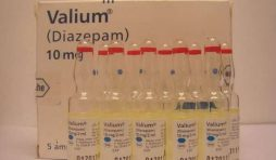حقنة فاليوم Valium injection
